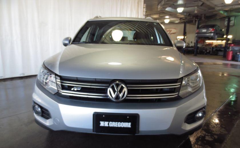 2014 Volkswagen Tiguan R-LINE 4MOTION 2.0T CUIR TOIT #1