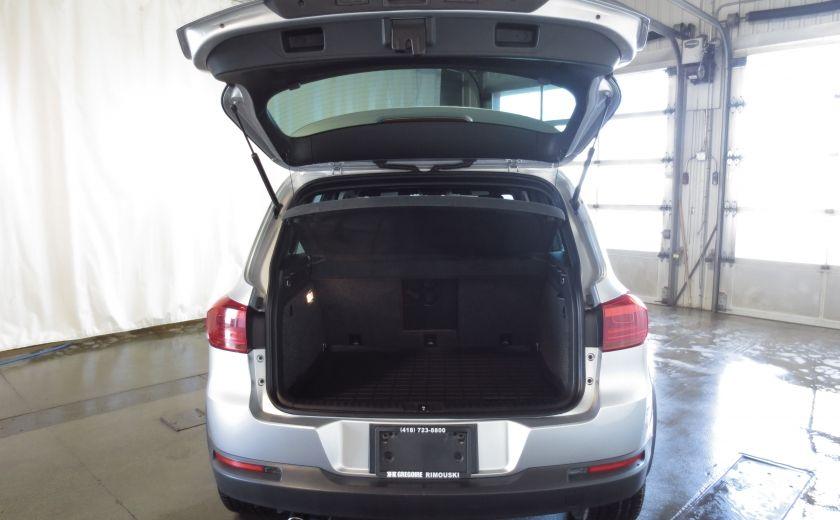 2014 Volkswagen Tiguan R-LINE 4MOTION 2.0T CUIR TOIT #27