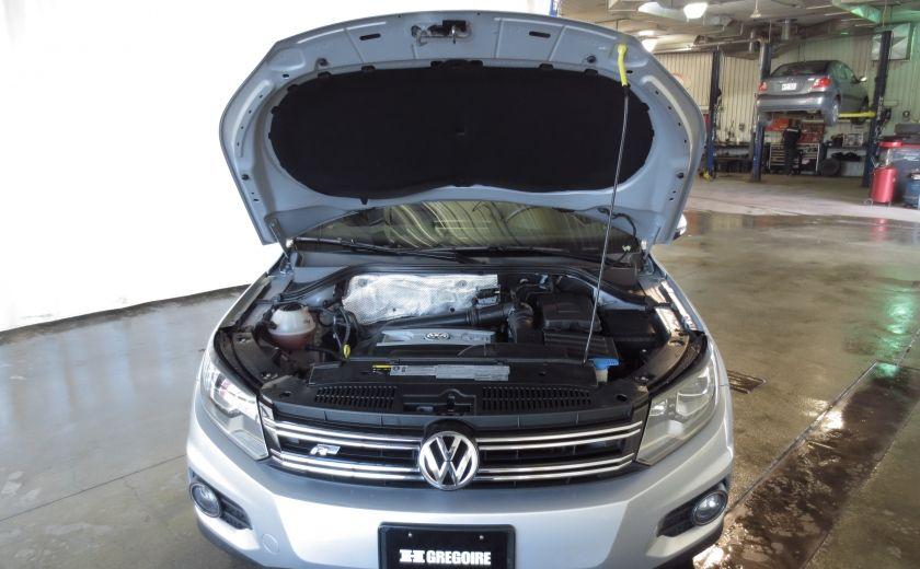 2014 Volkswagen Tiguan R-LINE 4MOTION 2.0T CUIR TOIT #25