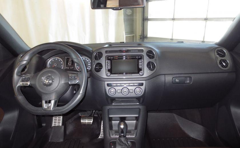 2014 Volkswagen Tiguan R-LINE 4MOTION 2.0T CUIR TOIT #13
