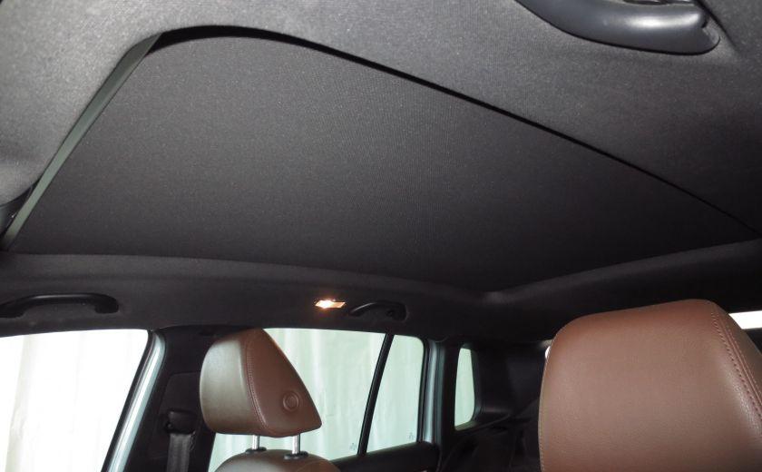 2014 Volkswagen Tiguan R-LINE 4MOTION 2.0T CUIR TOIT #9