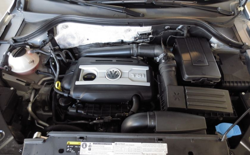 2014 Volkswagen Tiguan R-LINE 4MOTION 2.0T CUIR TOIT #26