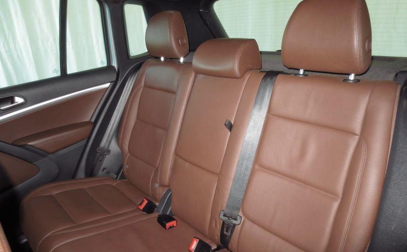 2014 Volkswagen Tiguan R-LINE 4MOTION 2.0T CUIR TOIT #19