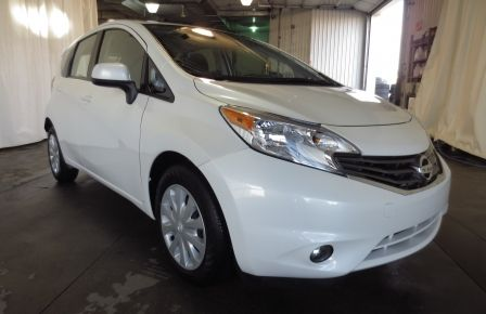 2014 Nissan Versa SV AUTO A/C CAMÉRA DE RECUL in New Richmond