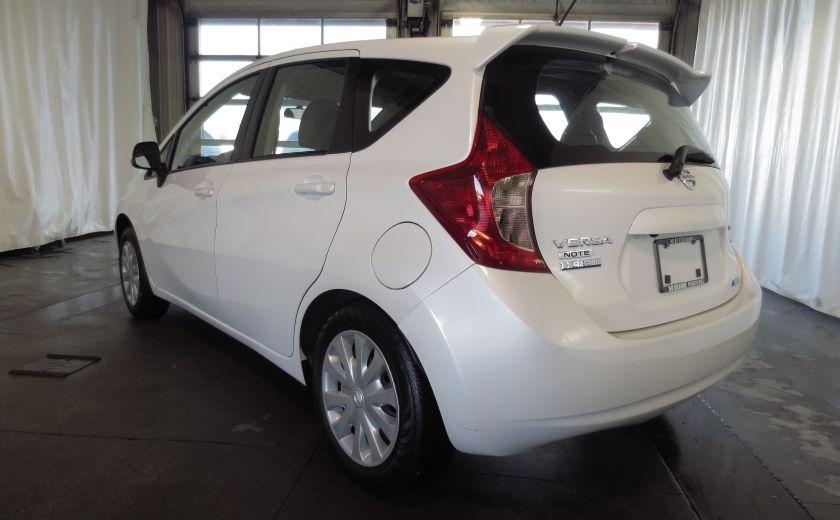 2014 Nissan Versa SV AUTO A/C CAMÉRA DE RECUL #4
