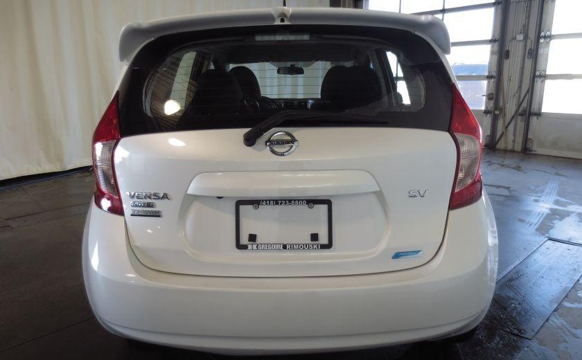 2014 Nissan Versa SV AUTO A/C CAMÉRA DE RECUL #5