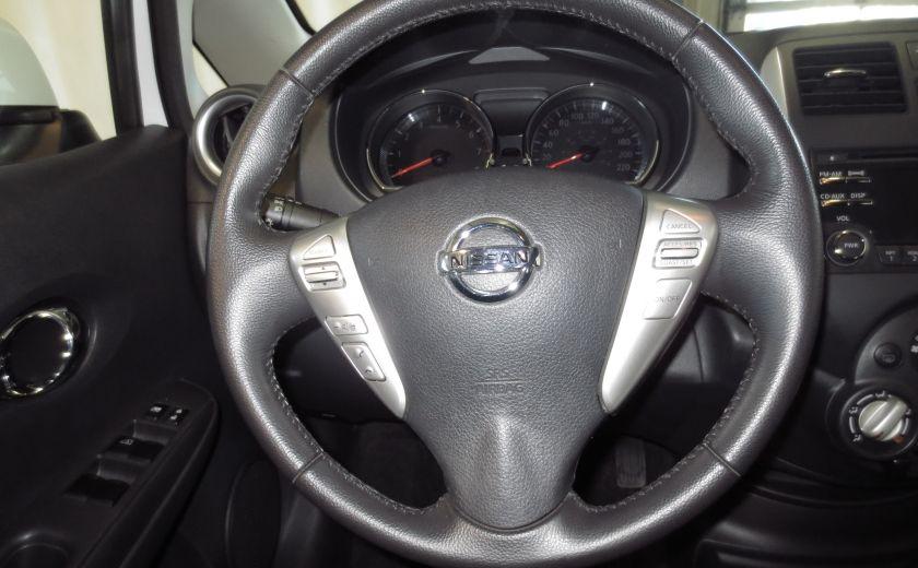 2014 Nissan Versa SV AUTO A/C CAMÉRA DE RECUL #14