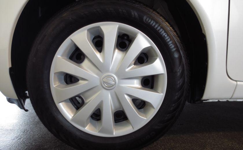 2014 Nissan Versa SV AUTO A/C CAMÉRA DE RECUL #35