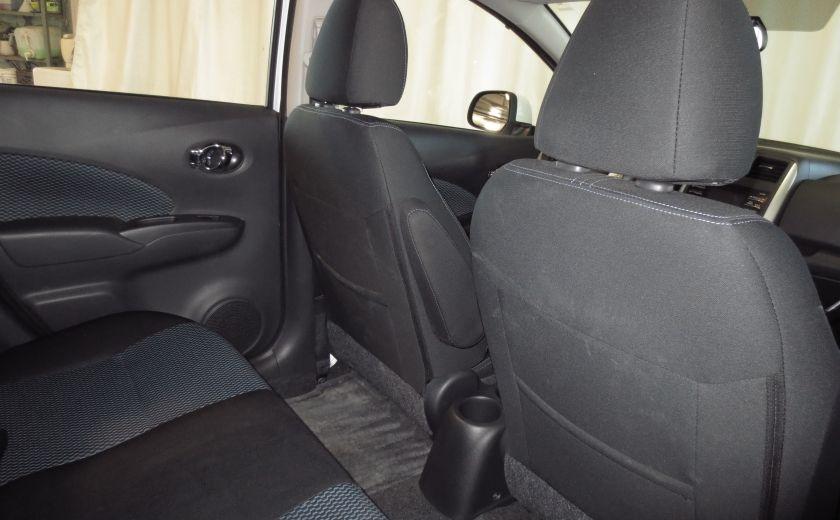 2014 Nissan Versa SV AUTO A/C CAMÉRA DE RECUL #18