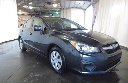 2013 Subaru Impreza 2.0i AWD AUTO A/C BAS KM à Drummondville