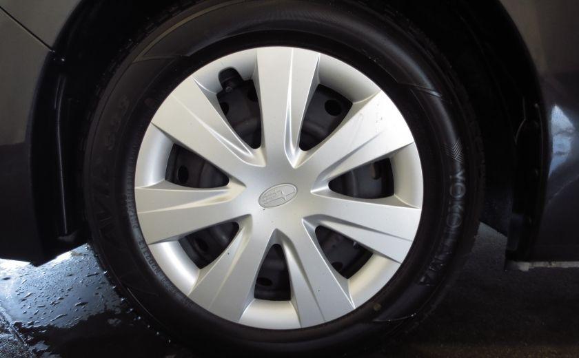 2013 Subaru Impreza 2.0i AWD AUTO A/C BAS KM #35