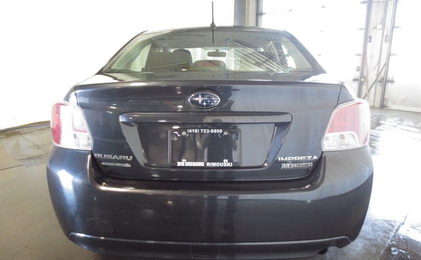 2013 Subaru Impreza 2.0i AWD AUTO A/C BAS KM #5