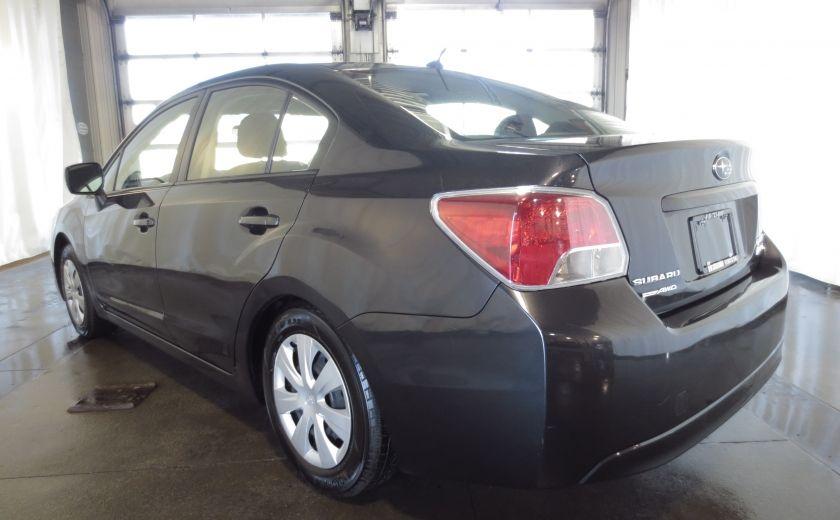 2013 Subaru Impreza 2.0i AWD AUTO A/C BAS KM #4