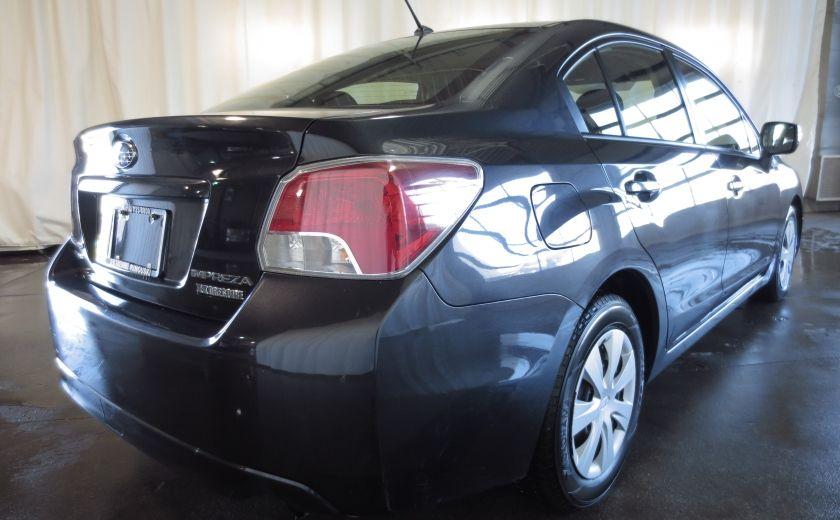 2013 Subaru Impreza 2.0i AWD AUTO A/C BAS KM #6