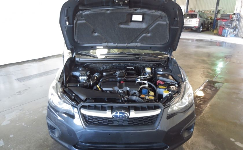 2013 Subaru Impreza 2.0i AWD AUTO A/C BAS KM #24