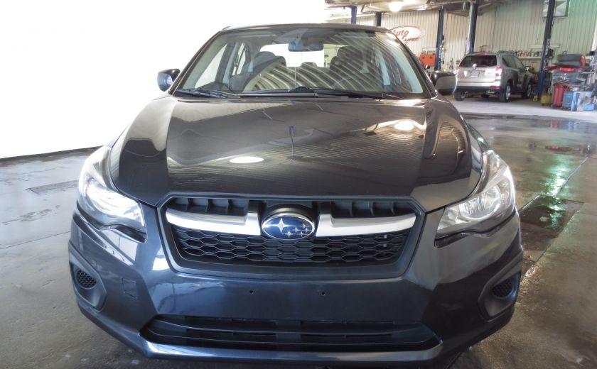 2013 Subaru Impreza 2.0i AWD AUTO A/C BAS KM #1