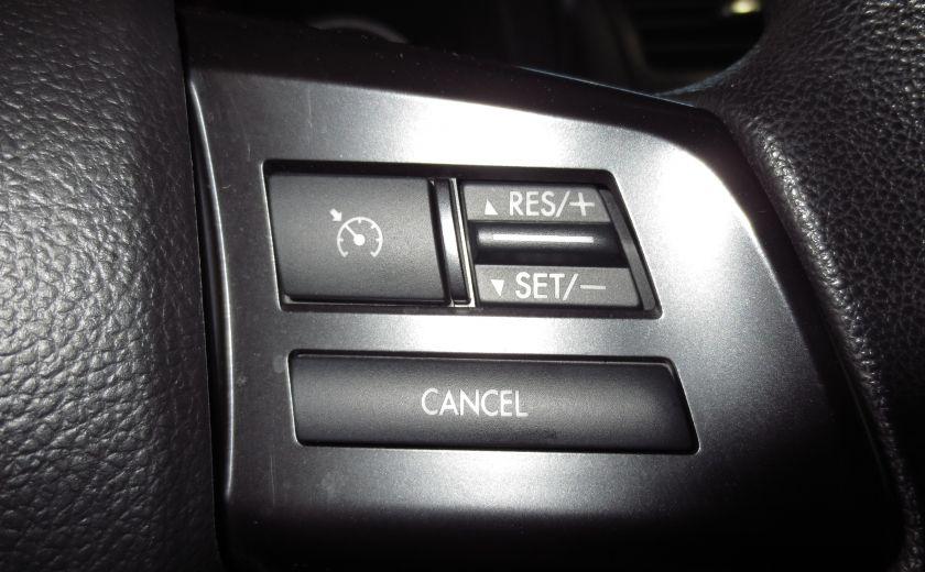 2013 Subaru Impreza 2.0i AWD AUTO A/C BAS KM #33