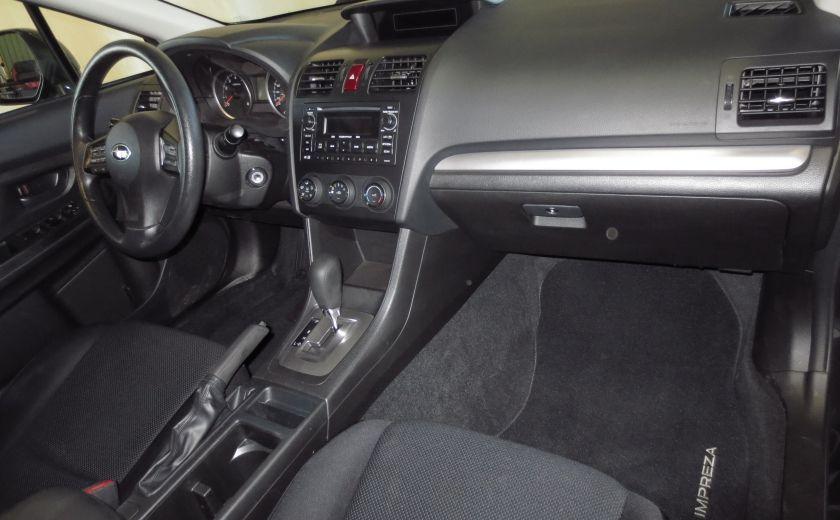 2013 Subaru Impreza 2.0i AWD AUTO A/C BAS KM #21