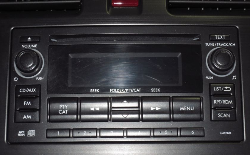 2013 Subaru Impreza 2.0i AWD AUTO A/C BAS KM #16