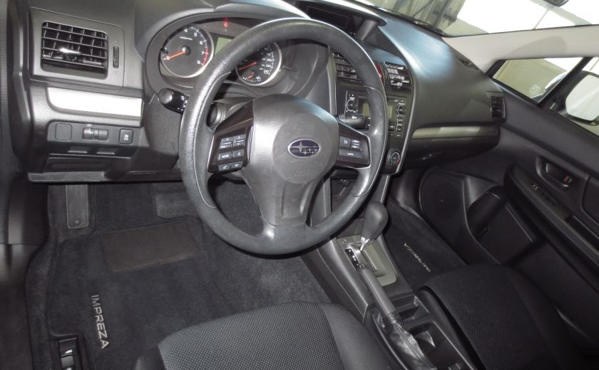2013 Subaru Impreza 2.0i AWD AUTO A/C BAS KM #8