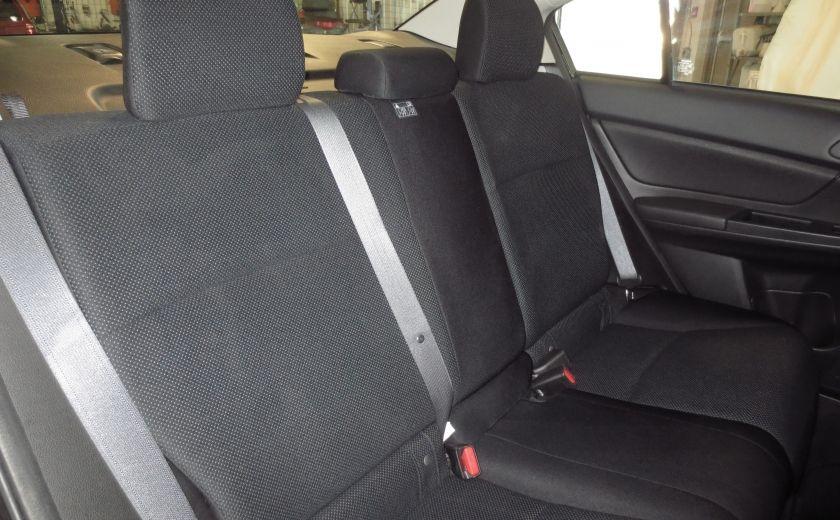 2013 Subaru Impreza 2.0i AWD AUTO A/C BAS KM #20