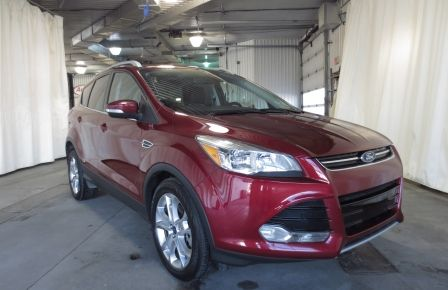 2014 Ford Escape Titanium 4WD CUIR TOIT CAMÉRA NAVIGATION à New Richmond