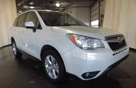 2014 Subaru Forester Convenience AWD CAMÉRA BLUETOOTH SIEGES CHAUFFANTS à Carignan