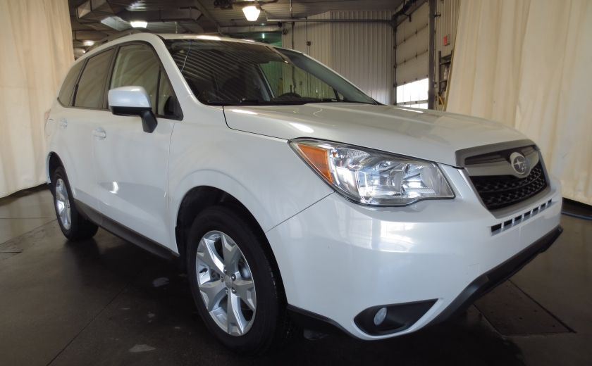 2014 Subaru Forester Convenience AWD CAMÉRA BLUETOOTH SIEGES CHAUFFANTS #0