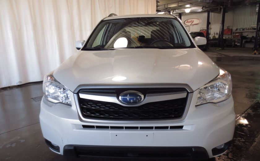 2014 Subaru Forester Convenience AWD CAMÉRA BLUETOOTH SIEGES CHAUFFANTS #1