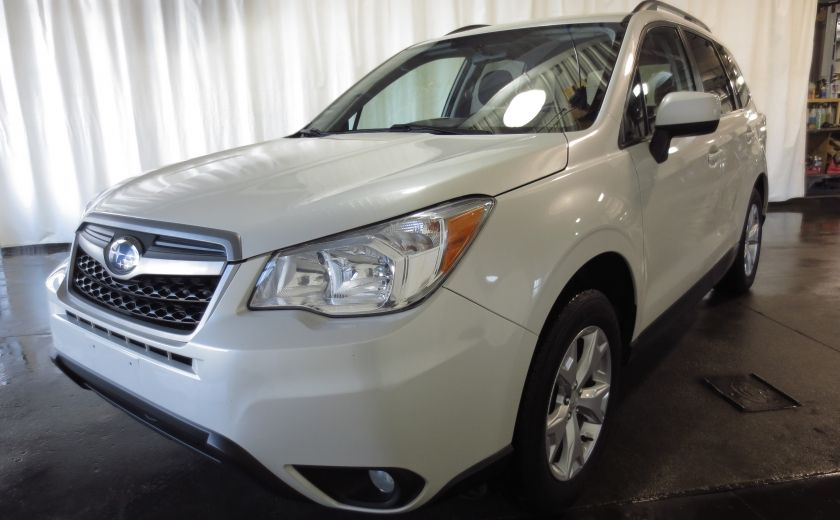 2014 Subaru Forester Convenience AWD CAMÉRA BLUETOOTH SIEGES CHAUFFANTS #2