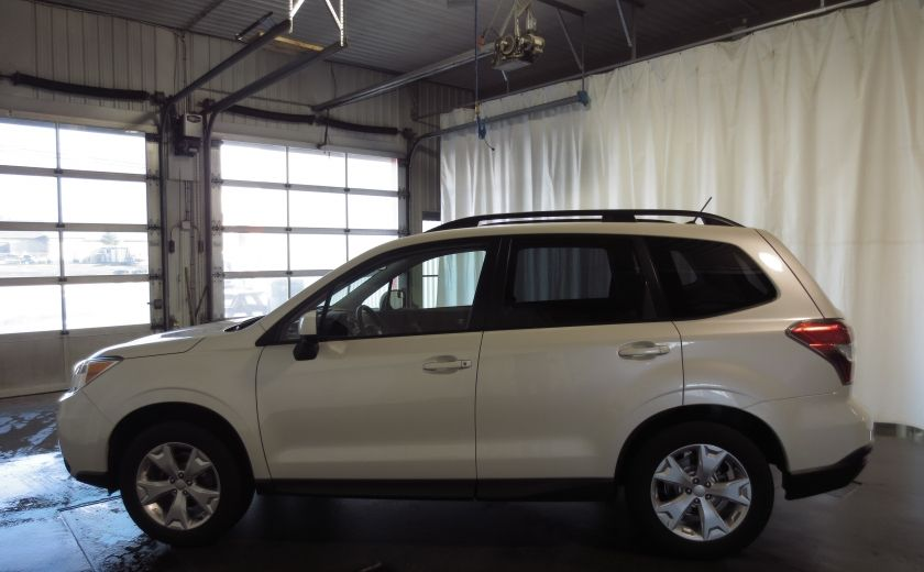 2014 Subaru Forester Convenience AWD CAMÉRA BLUETOOTH SIEGES CHAUFFANTS #3