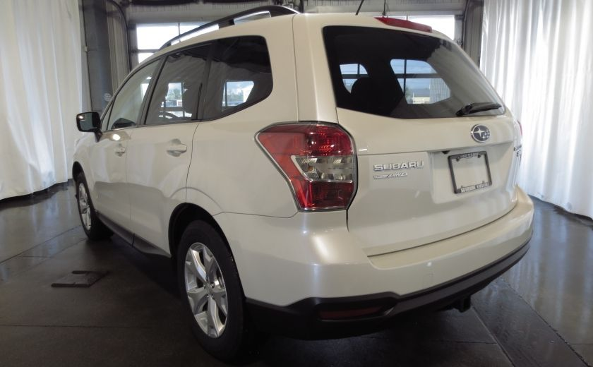 2014 Subaru Forester Convenience AWD CAMÉRA BLUETOOTH SIEGES CHAUFFANTS #4