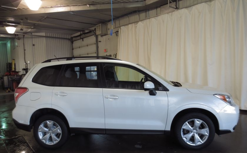 2014 Subaru Forester Convenience AWD CAMÉRA BLUETOOTH SIEGES CHAUFFANTS #7