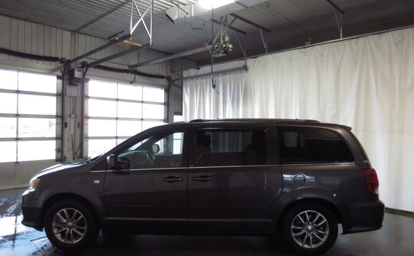 2014 Dodge GR Caravan 30th Anniversary STOW N GO CHAUFFAGE ARRIERE #2