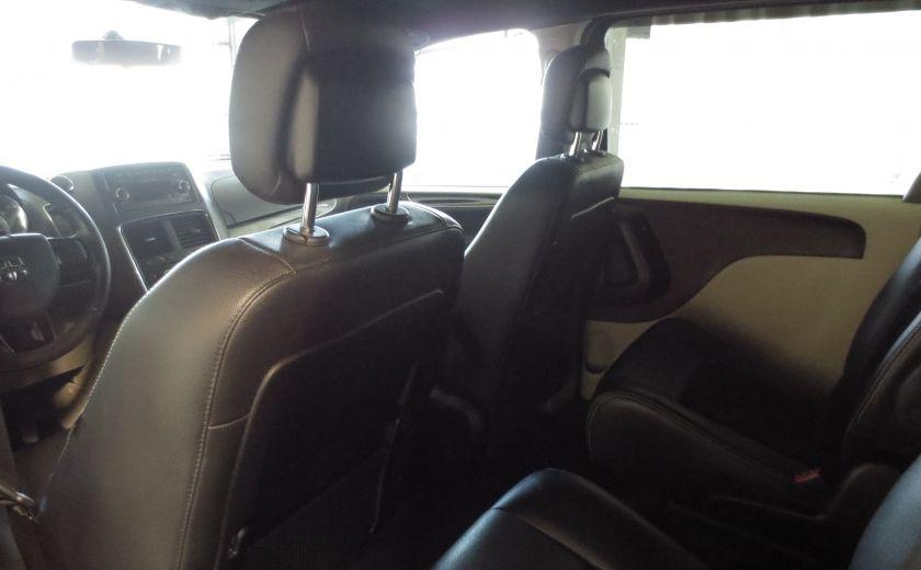 2014 Dodge GR Caravan 30th Anniversary STOW N GO CHAUFFAGE ARRIERE #6