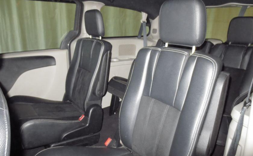 2014 Dodge GR Caravan 30th Anniversary STOW N GO CHAUFFAGE ARRIERE #7