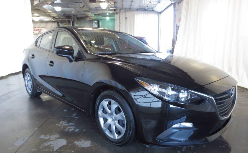 2015 Mazda 3 GX AUTO A/C GROUPE ÉLECTRIQUE BLUETOOTH #0