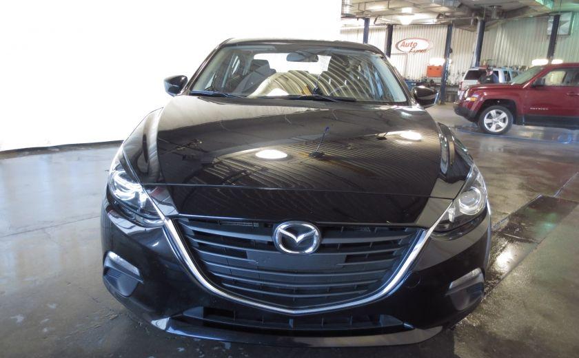 2015 Mazda 3 GX AUTO A/C GROUPE ÉLECTRIQUE BLUETOOTH #1