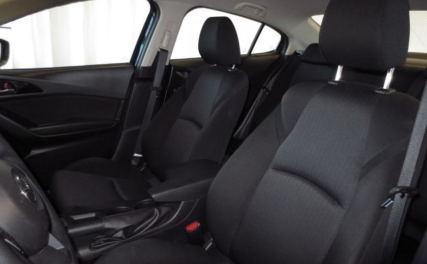 2015 Mazda 3 GX AUTO A/C GROUPE ÉLECTRIQUE BLUETOOTH #9