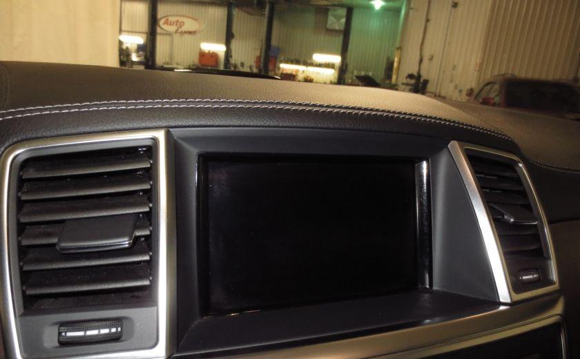 2013 Mercedes Benz ML350  BlueTEC 4MATIC ROUES AMG NAVI CUIR TOIT #21