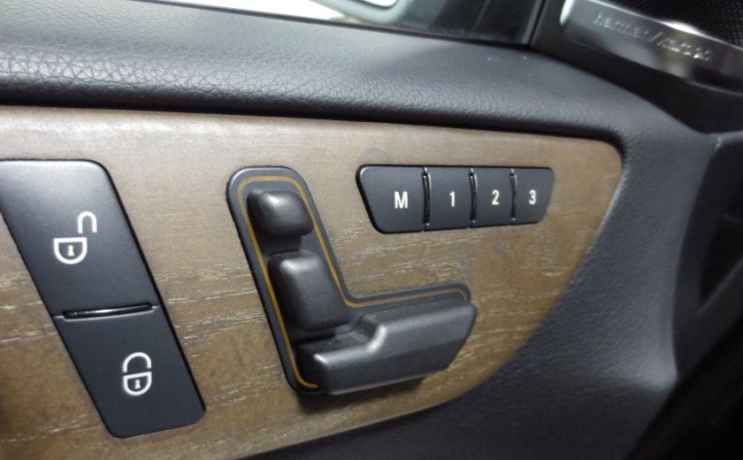 2013 Mercedes Benz ML350  BlueTEC 4MATIC ROUES AMG NAVI CUIR TOIT #9