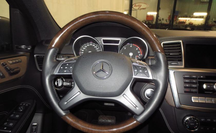 2013 Mercedes Benz ML350  BlueTEC 4MATIC ROUES AMG NAVI CUIR TOIT #19