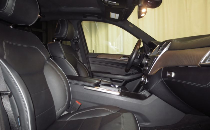 2013 Mercedes Benz ML350  BlueTEC 4MATIC ROUES AMG NAVI CUIR TOIT #14