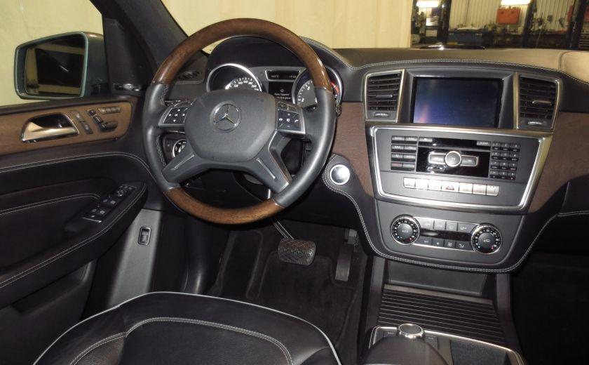 2013 Mercedes Benz ML350  BlueTEC 4MATIC ROUES AMG NAVI CUIR TOIT #16
