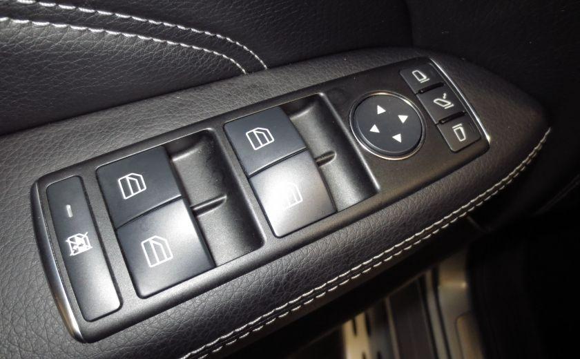 2013 Mercedes Benz ML350  BlueTEC 4MATIC ROUES AMG NAVI CUIR TOIT #10