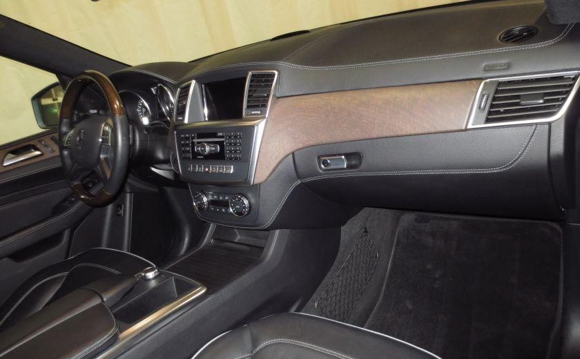 2013 Mercedes Benz ML350  BlueTEC 4MATIC ROUES AMG NAVI CUIR TOIT #13