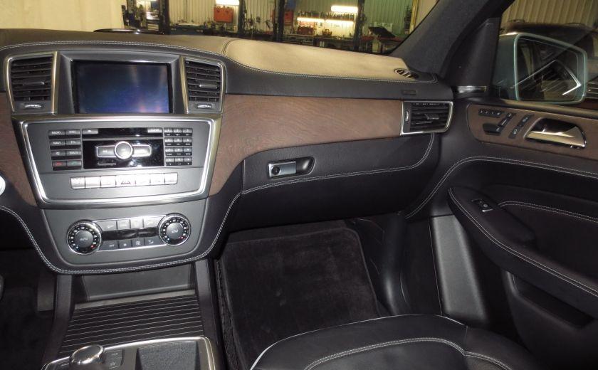 2013 Mercedes Benz ML350  BlueTEC 4MATIC ROUES AMG NAVI CUIR TOIT #17