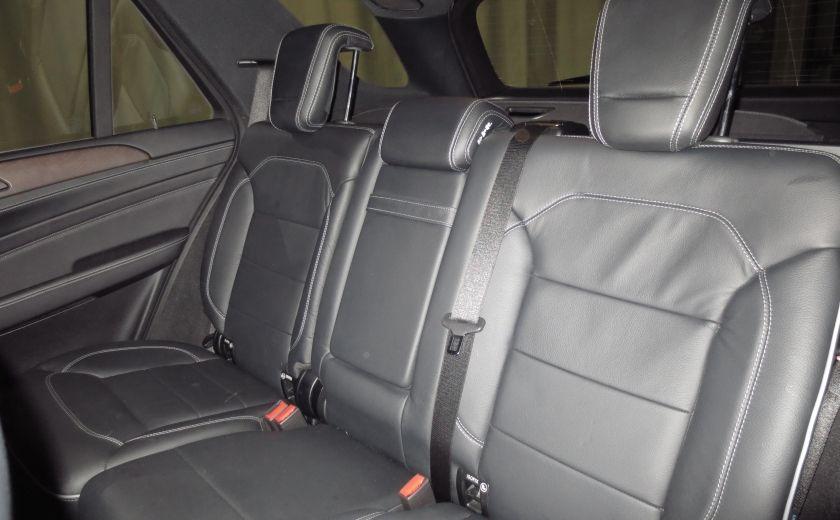 2013 Mercedes Benz ML350  BlueTEC 4MATIC ROUES AMG NAVI CUIR TOIT #12