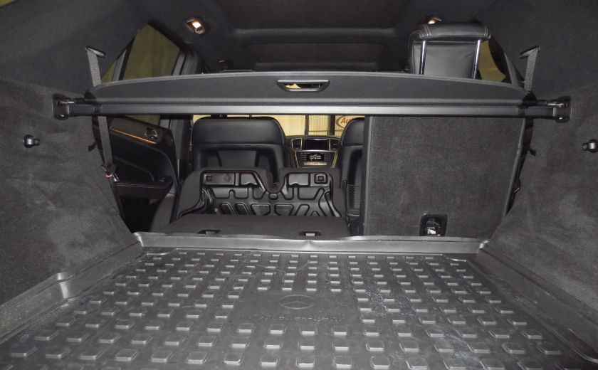 2013 Mercedes Benz ML350  BlueTEC 4MATIC ROUES AMG NAVI CUIR TOIT #24