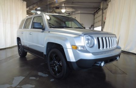 2013 Jeep Patriot 4WD CUIR TOIT SIEGES CHAUFFANTS Hitch à Abitibi